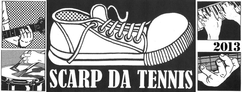 SCARP DA TENNIS